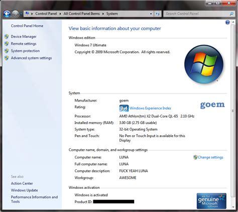 software membuat windows xp menjadi genuine chew wga software agar windows menjadi genuine fatwa blog