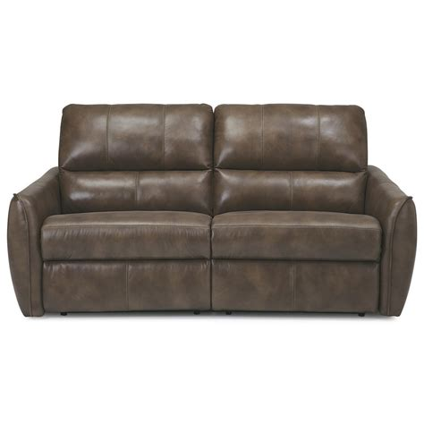 palliser power recliner sofa palliser arlo contemporary power sofa with tapered arms