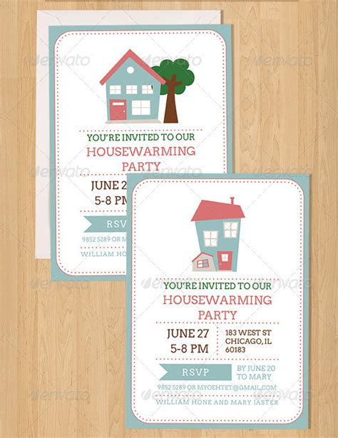 housewarming invitation card template housewarming invitation template 14 free premium