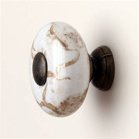 marble knobs for cabinets 10pcs antique marble ceramic knobs cupboard door