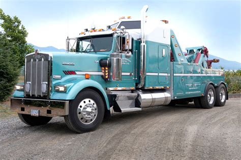 cost of new kenworth truck owning a tow truck business can cost a lot of money