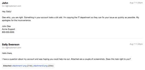 Email Format Attention | mailing address format attn galleryhip best free