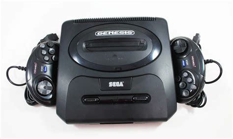 sega genesis console sega genesis v2 system console in great condition