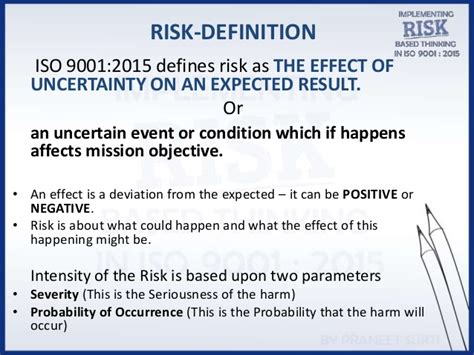 risk based thinking managing the uncertainty of human error in operations books implementing risk based thinking in hls of iso 9001 2015