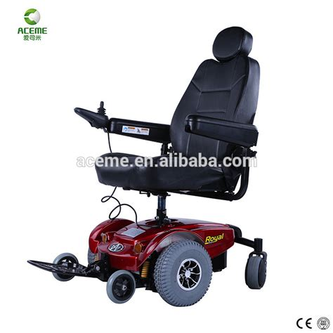 Reclining Electric Wheelchair by Comfort Reclining Electric Wheelchair For Elderly View