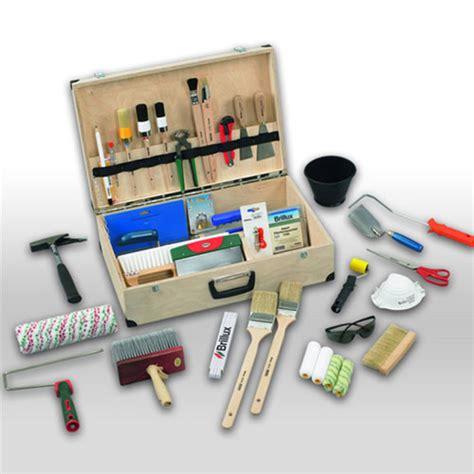Lackieren Werkzeuge by Werkzeugkoffer 40 Teilig Maler H 246 Schele