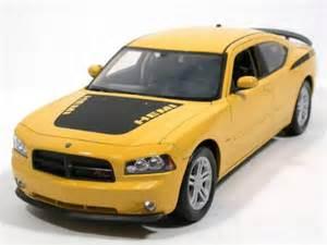 2006 dodge charger daytona r t diecast model car 1 18