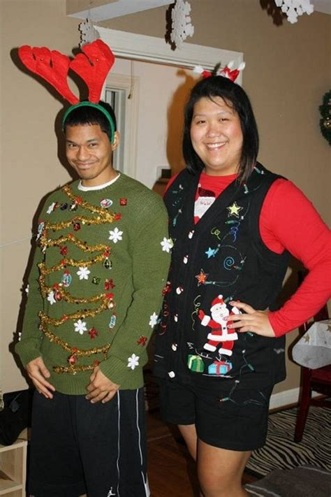 homemade christmas ugly sweater ideas 26 easy diy sweater ideas snappy pixels