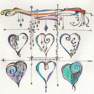 new creations coloring book series hearts books this is one of the new zenspirations dangle monogram