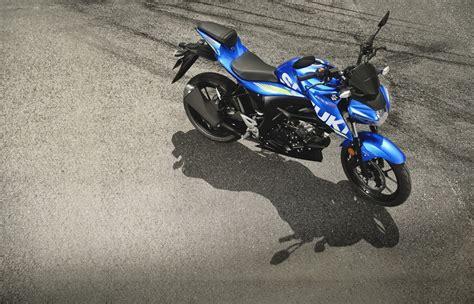 125er Motorrad Abs by 125er Motorr 228 Der Suzuki Gsx S125 Abs Technische Daten