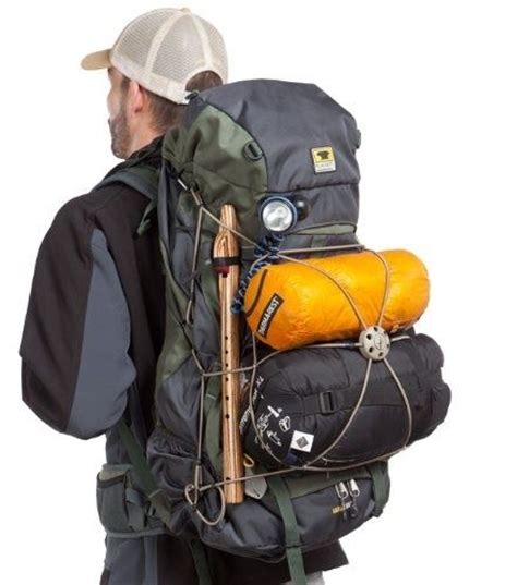 backpacking packs awesome backpack bungee cargo net carry gear