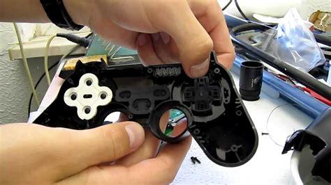 Stick Ps2 Cabel Standar Mumer ps3 controller auseinanderbauen tutorial german