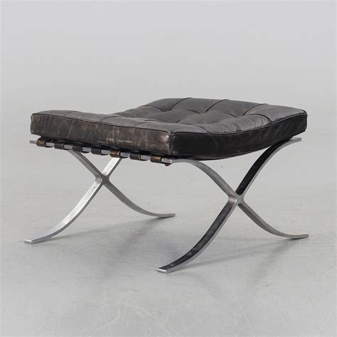 Mies Der Rohe Stool by Ludwig Mies Der Rohe A Ludwig Mies Der Rohe