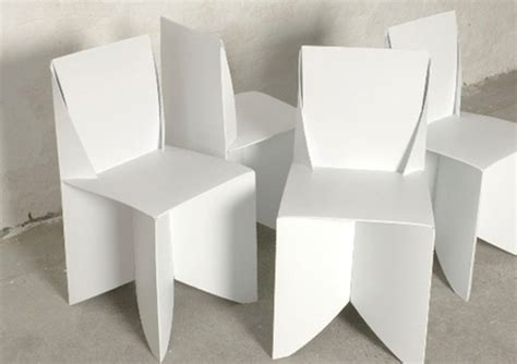 How To Make Chair With Paper - origami chair artatheart