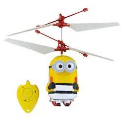 Minion Despicable Me Terbang Mainan Fliying Minion With Sensor despicable me flying minion dave controlled minion dave flier radio controlled vehicles