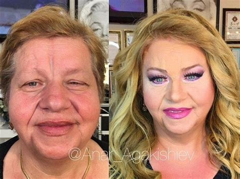 60nyear old with hair extentions celebrity stylist makes women look decades younger with