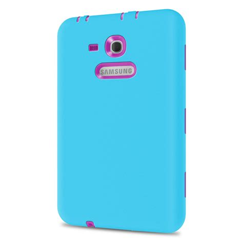 Cover Galaxy Tab 3 Lite shockproof robot tablet cover for samsung galaxy
