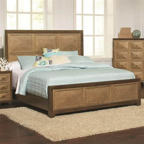 Bed And Nightstand Set Coaster Furniture Bedroom Set Includes Bed And One Nightstand 204601qck Furniture Plus
