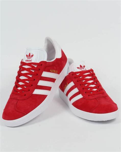 Adidas Sneakers Gazelle Putih Modis Pria adidas gazelle fawdingtonbmw co uk
