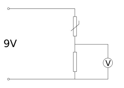 resistor divider wiki file thermistor potential divider svg wikimedia commons