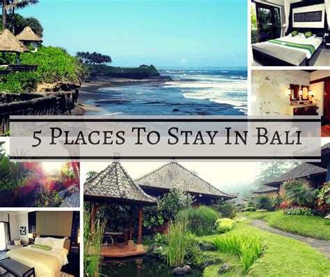best place to stay in 28 best places in bali to stay where is the best