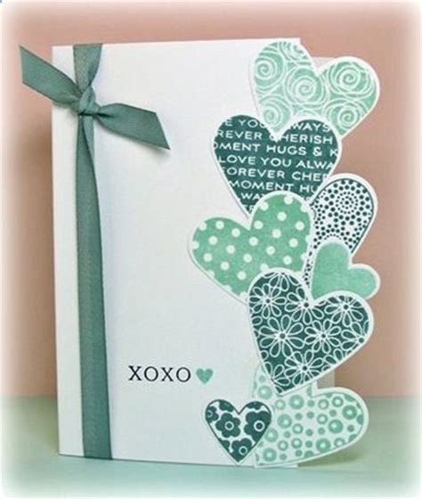 Handmade Valentines Cards Ideas - 25 unique card ideas on greeting cards