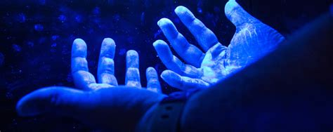 what body fluids glow under black light body fluid residual check pacific navy news