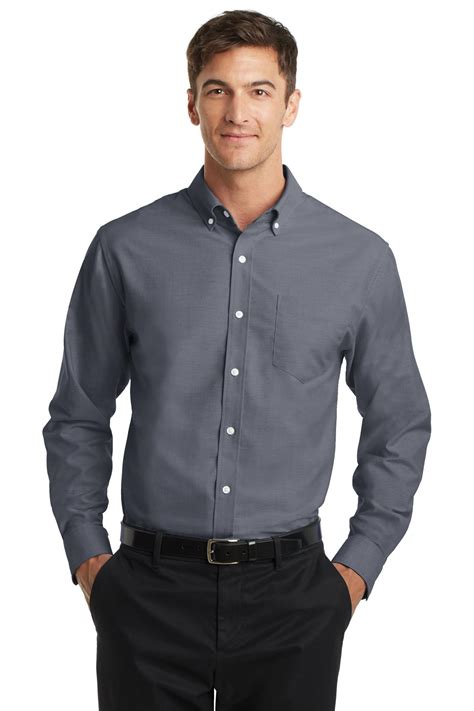T Shirt Oxford 03 port authority 174 superpro oxford shirt s658 quali t inc