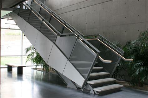 Stair Guardrail Superb Metal Pan Stairs Stairs Metal