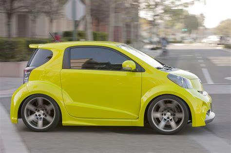 automobile toyota automobile gt toyota iq sport concept