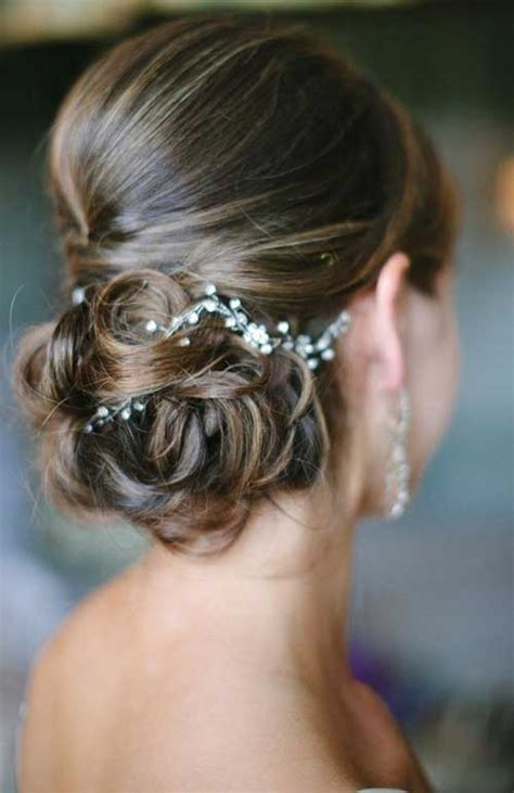 bridesmaid hairstyles for hair side do s 35 bridesmaids hair hairstyles 2016 2017