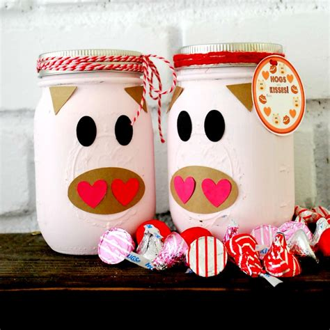 7 Classic Presents For Valentines Day by 19 Valentines Day Jars Ideas S Day