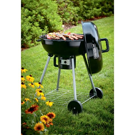 who makes backyard grill bbq pro 22 5 quot kettle charcoal grill shop your way