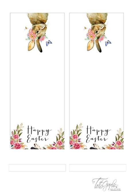 Easter Place Card Template by 25 Best Ideas About Place Cards On
