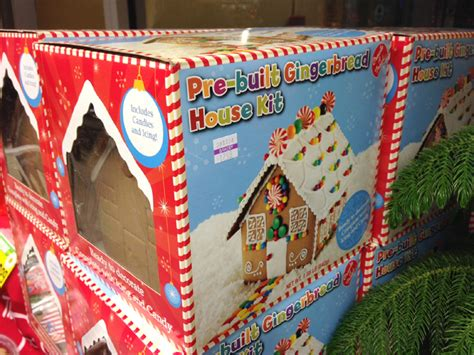 buy a house kit orange iced gingerbread bars