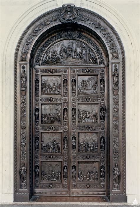 the columbus doors architect of the capitol united