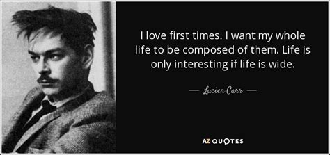 i want you to be my quotes by lucien carr a z quotes