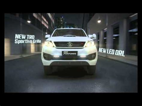 Lu Led Drl Fortuner new fortuner 2013 the world is mine toyota indonesia