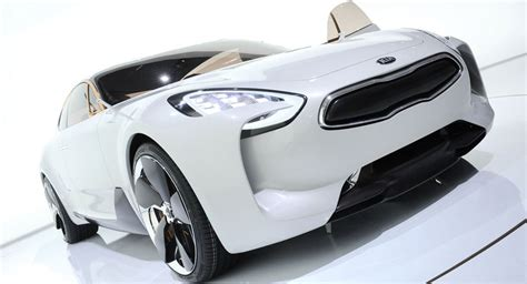 Kia Gt Concept Kia Gt Rwd Four Door Coupe To Launch Six Years After