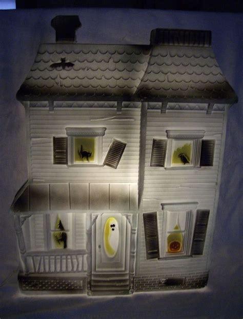light up haunted house decoration 35 best blow molds favorite vintage decorations images on