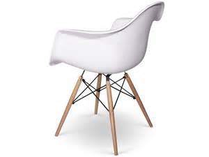 reproduction chaise daw blanche charles eames copie