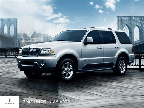 2006 lincoln aviator pictures information and specs