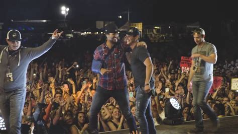 luke bryan farm tour granger smith luke bryan farm tour 2016 youtube