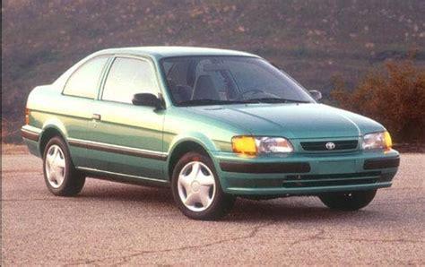 best car repair manuals 1998 toyota tercel seat position control 1997 toyota tercel partsopen