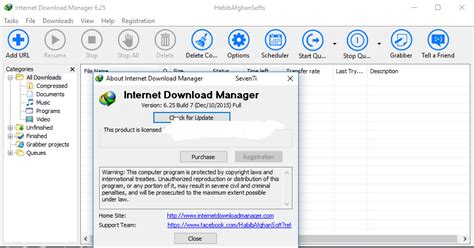 idm full version repack internet download manager idm 6 25 build 07 full final