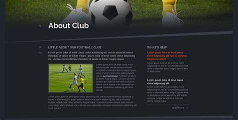 soccer bootstrap theme football website templates gridgum