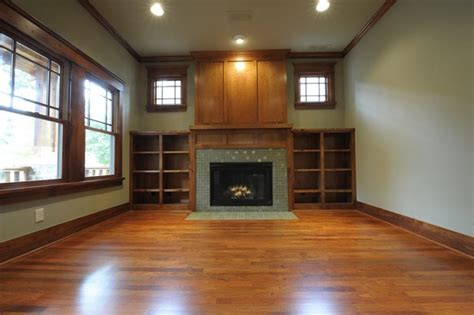 craftsman home craftsman family room columbus by vickery craftsman craftsman family room dallas by