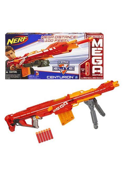 nerf gun nerf mega centurion gun