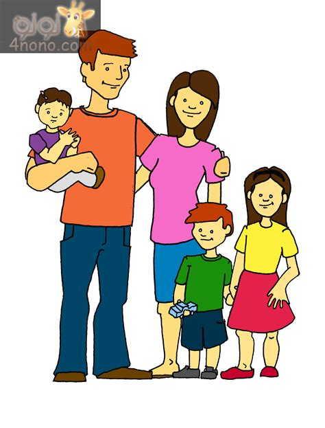 clipart famiglia تنظيم النسل وتاثيره على الاسرة ماديا وإجتماعيا الحياة
