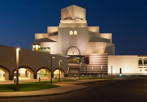Museum of Islamic Art, Doha Building MIA Qatar e architect